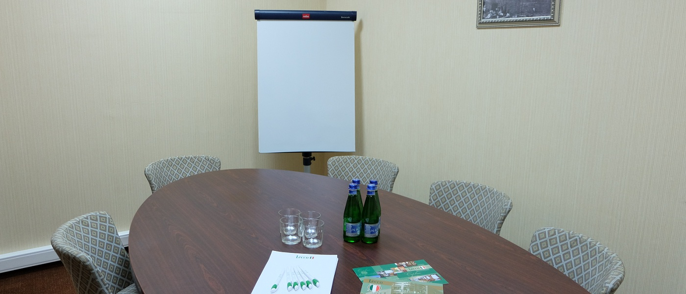 Meeting room hotel Lecco Mytischi